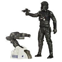 """Star Wars: The Force Awakens 3.75"""" Space Mission First Order TIE Fighter Pilot Figure"""