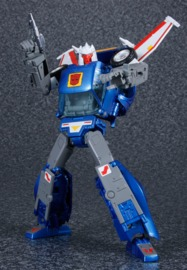 Transformers Masterpiece - MP25 Tracks Figure