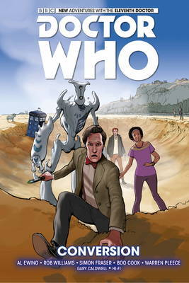 Doctor Who: The Eleventh Doctor: Volume 3 by Al Ewing