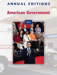 American Government by Bruce Stinebrickner (DePauw University DE PAUW UNIVERSITY DE PAUW UNIVERSITY DE PAUW UNIVERSITY DE PAUW UNIVERSITY DE PAUW UNIVERSITY DE PAUW UNIVERSI image