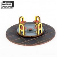 Homeland Apocalypse: PlayPark - Round About