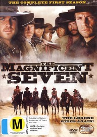The Magnificent Seven - Complete Season 1 on DVD image