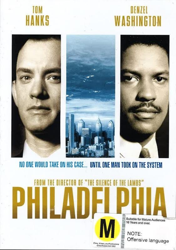 Philadelphia on DVD