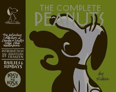 The Complete Peanuts 1957-1958: Volume 4 by Charles M Schulz image