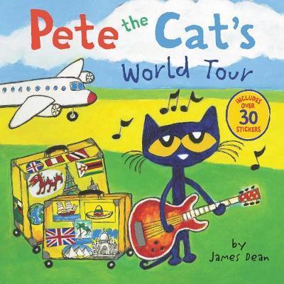 Pete the Cat's World Tour by James Dean