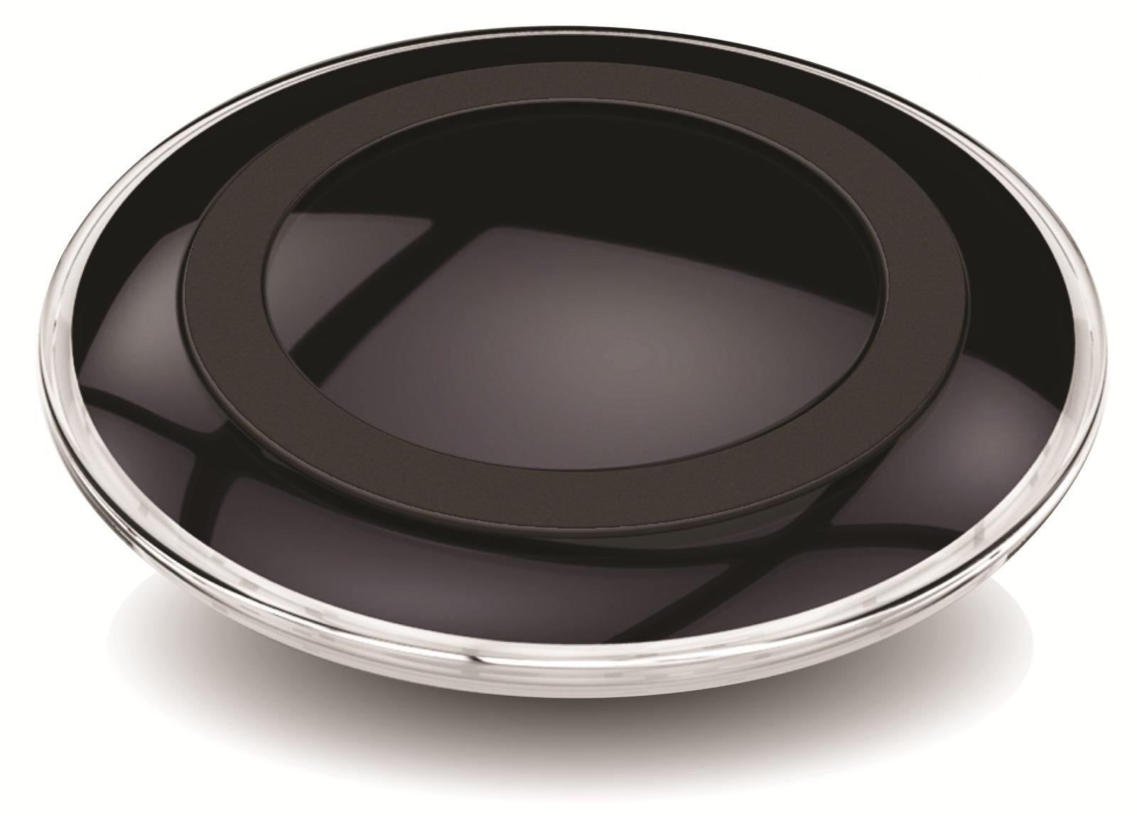 Mayhem Wireless Charger Black Carbon image