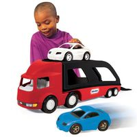 Little Tikes: Big Car Carrier - Red-Black