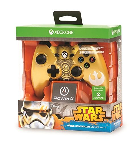 Xbox One Wired Star Wars Controller - CP3O for Xbox One image