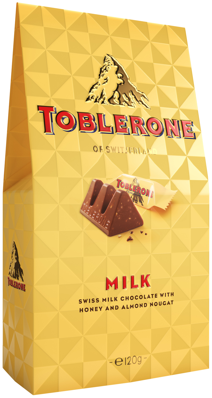 Toblerone Pouch (120g) image