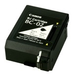 CANON BC02 Black Cartridge suitable for BJ200 BJ200EX  BJ230 BJC210 BJC210SP BJC240 Bubble-Jet Printers