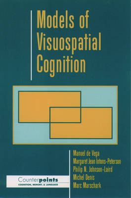 Models of Visuospatial Cognition by Manuel De Vega image
