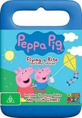 Peppa Pig - Flying A Kite And Other Stories on DVD
