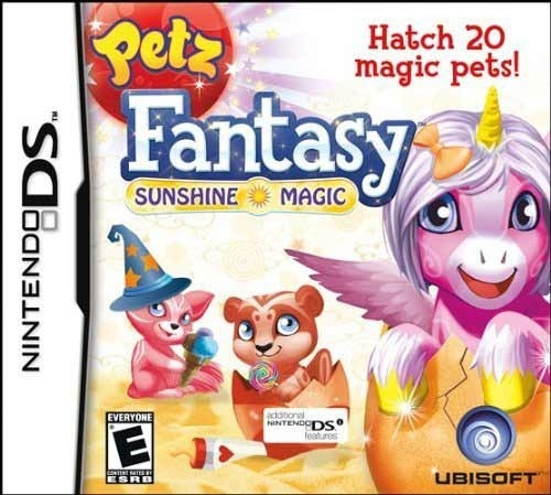 Petz Fantasy: Sunshine Magic for Nintendo DS