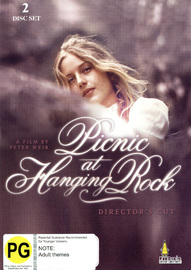 Picnic At Hanging Rock Collector's Edition on DVD image
