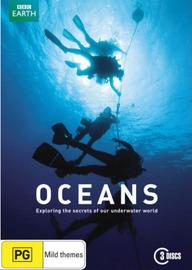 Oceans on DVD image