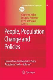 People, Population Change and Policies