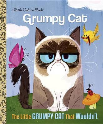 Little Grumpy Cat That Wouldn't by Stephanie Laberis image