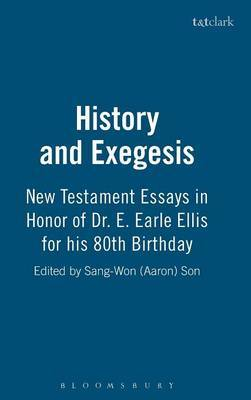 History and Exegesis by S.Aaron Son