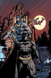 Batman The Rebirth Deluxe Edition Book 1 by Tom King
