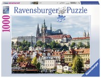 Ravensburger: Prague Castle - 1000pc Puzzle