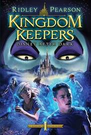Kingdom Keepers by Ridley Pearson