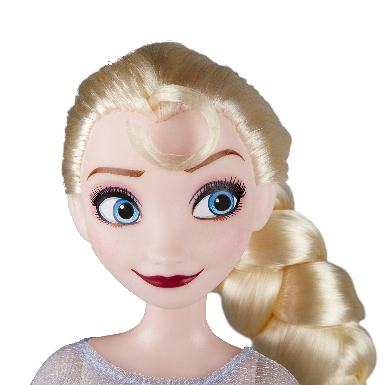Elsa - Classic Fashion Doll image