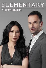 Elementary - The Fifth Season on DVD