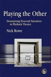 Playing the Other by Nick Rowe image