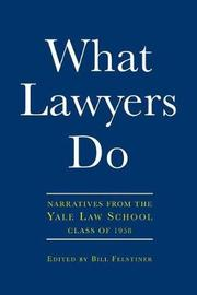 What Lawyers Do image