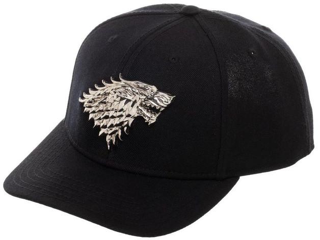 Game of Thrones: House Stark - Snapback Cap