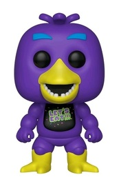 Five Nights at Freddy's - Blacklight Chica Pop! Vinyl Figure