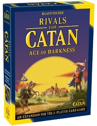 Rivals of Catan: Age Of Darkness - 2nd Edition Expansion