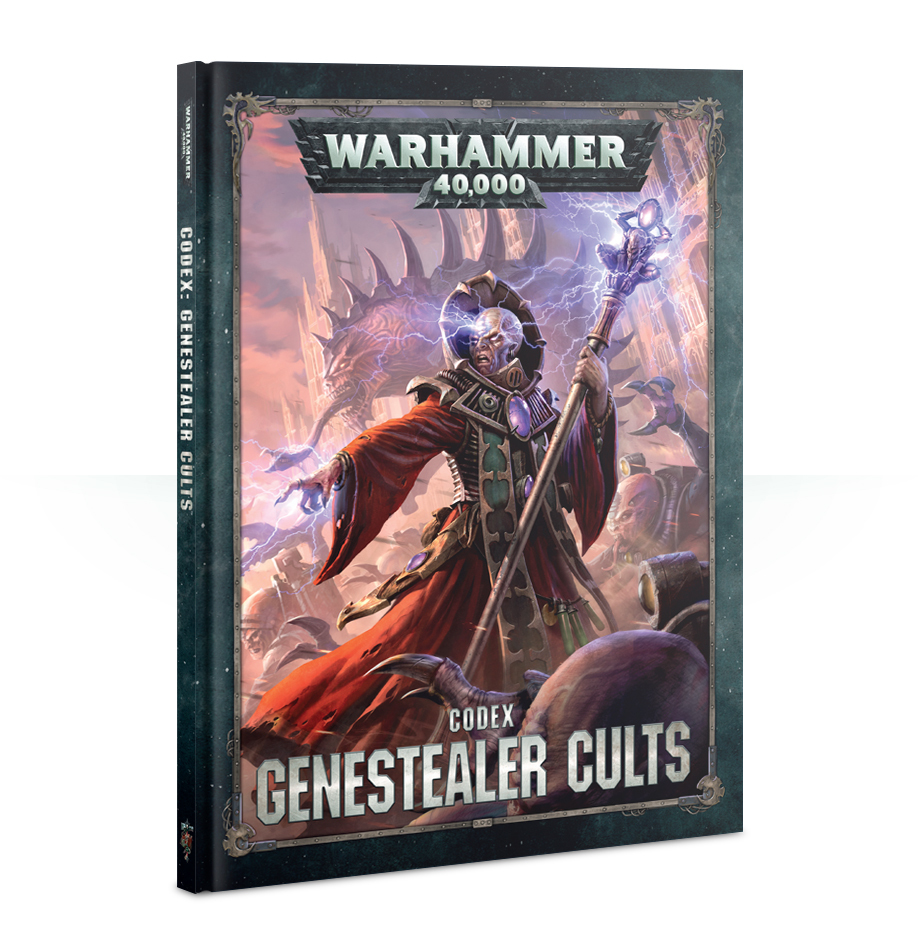 Warhammer 40,000 Codex: Genestealer Cults image