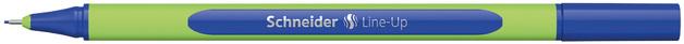 Schneider: Fineliner Line-Up 0.4mm - Lapis Blue