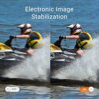 EZVIZ S6 4K WiFi Action Camera Voice Control Waterproof 131ft