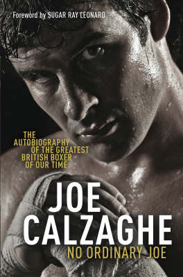 No Ordinary Joe by Joe Calzaghe image