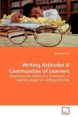 Writing Attitudes by Josh Krawczyk image