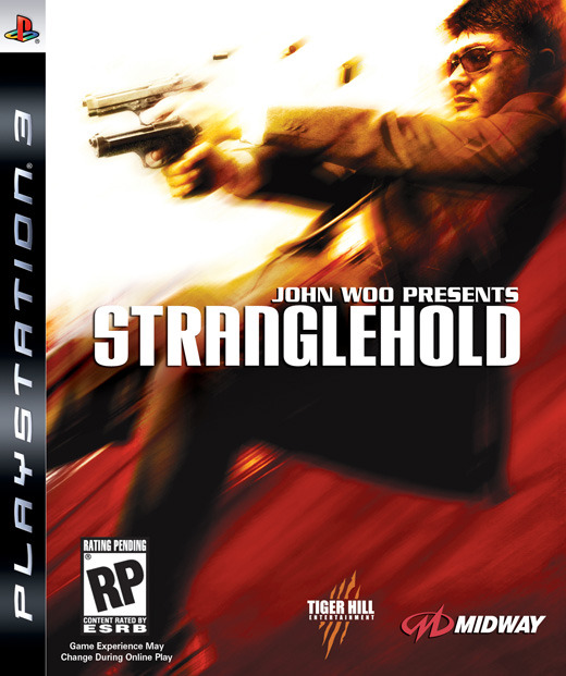 Stranglehold Collector's Edition for PS3
