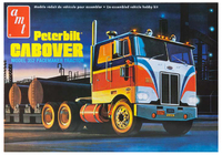 AMT Peterbilt 352 Cabover Pacemaker Tractor 1/25 Model Kit