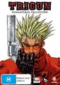 Trigun: Remastered Collection on DVD