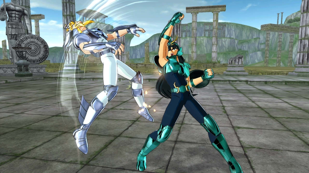 Saint seiya jogo online games
