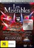 Les Miserables - 25th Anniversary Concert (2 Disc Special Edition Set) DVD