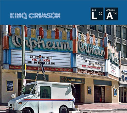 Live At The Orpheum by King Crimson