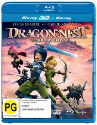 Dragon Nest: Warrior Dawn on Blu-ray
