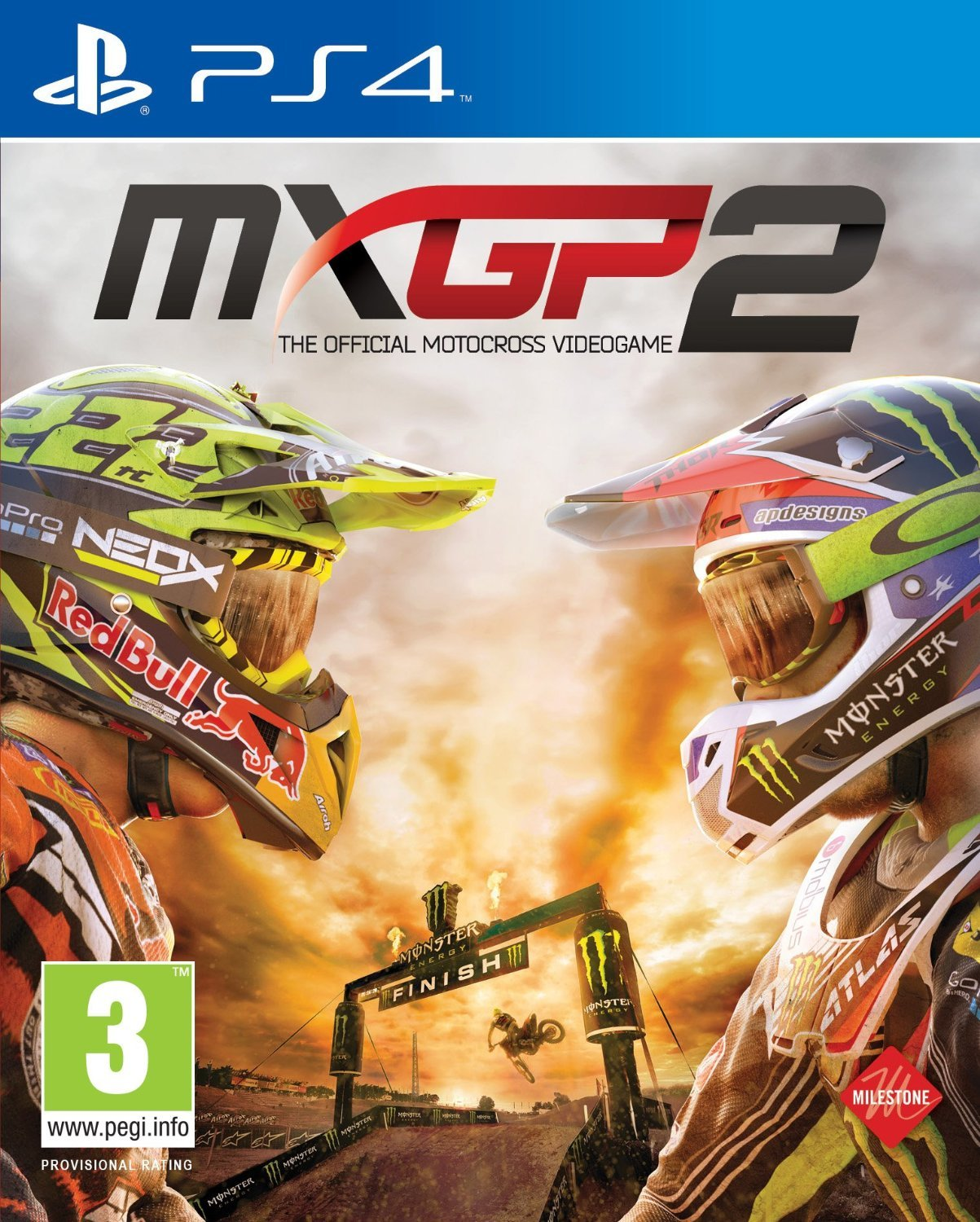 MXGP 2 - The Official Motocross Videogame | PS4 | In-Stock - Buy Now ...