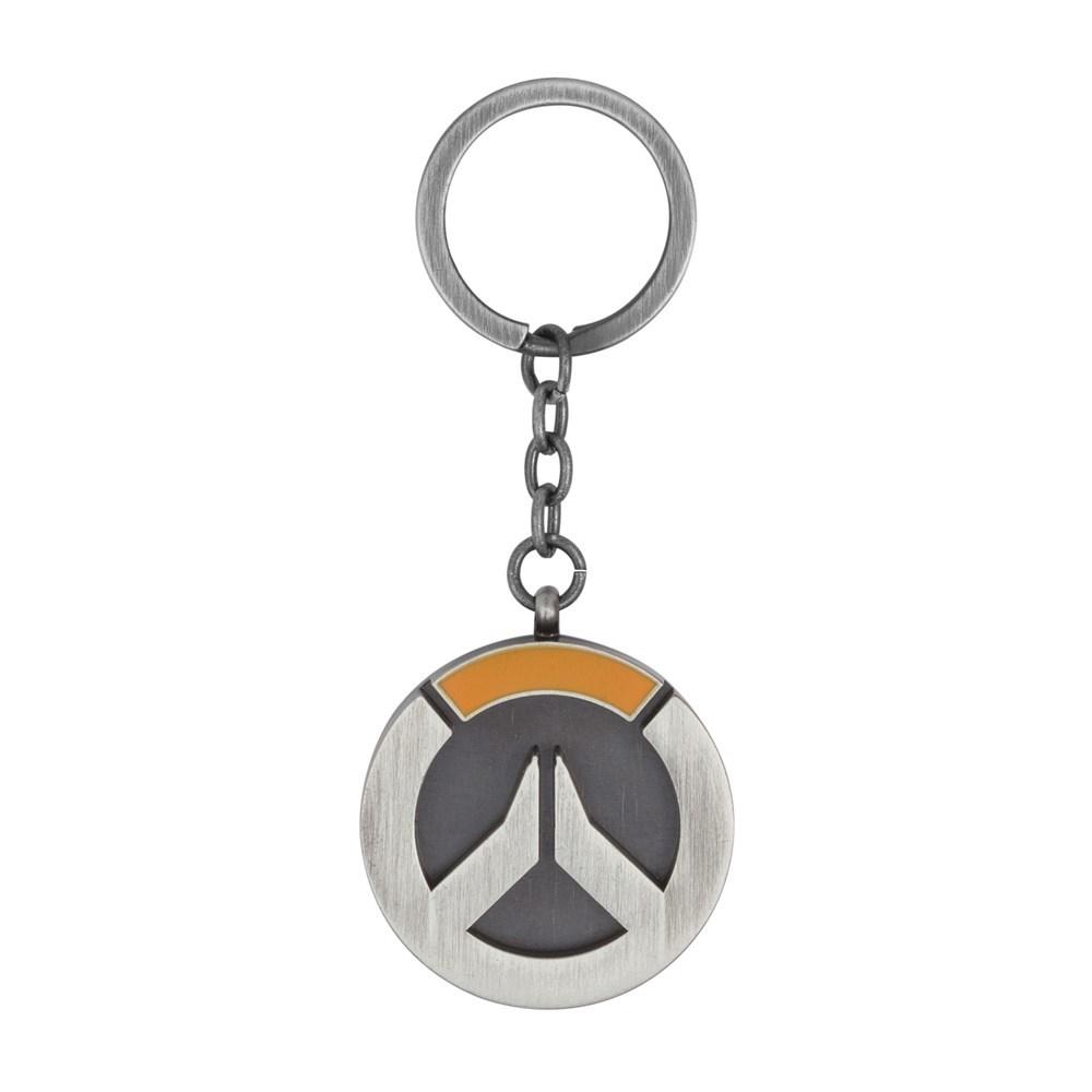 Overwatch Logo Keychain image