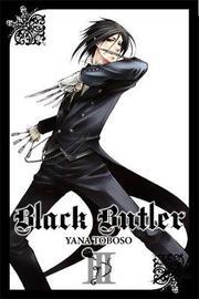 Black Butler: v. 3 by Yana Toboso