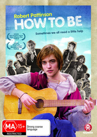 How to Be on DVD