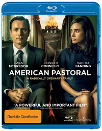 American Pastoral on Blu-ray