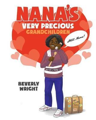Nana's Very Precious Grandchildren by Beverly Wright image